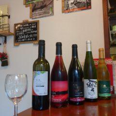ワインはALL「自園自醸ワイン紫波」